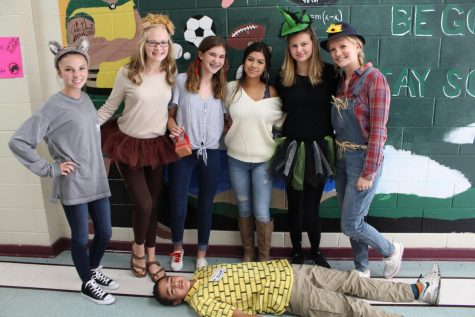 Lions, Tigers and Bears- Spirit Week
