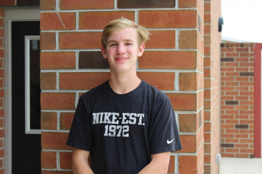 Ethan Reed Cross Country's Notable Athlete