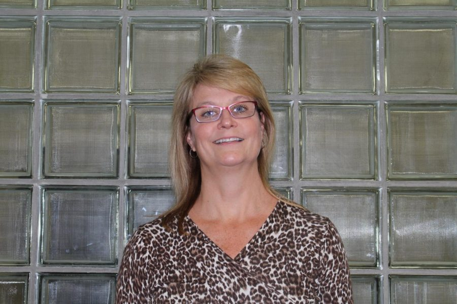 Dr. Deanna Meadows, Assistant Superintendent of Human Resources for the Brunswick County School System