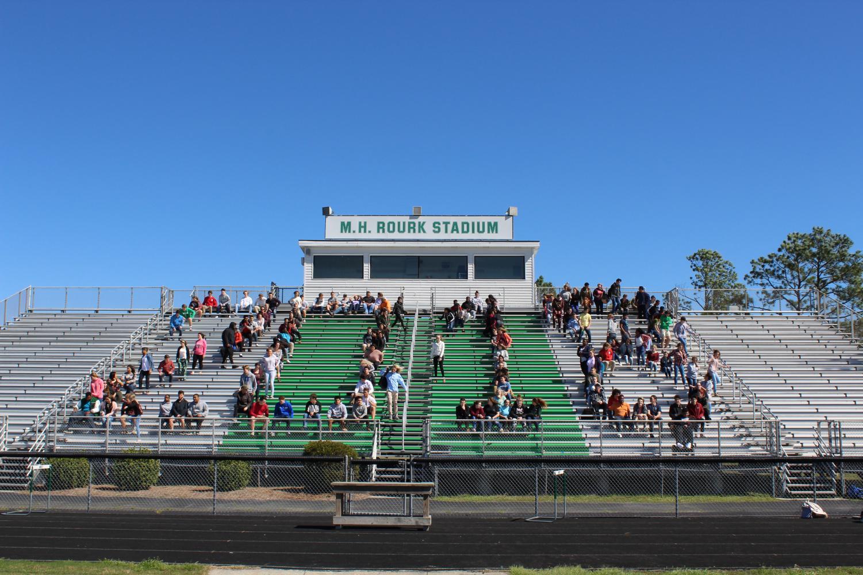 West Brunswick class of 2018.