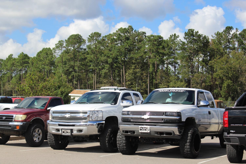 The West Wind Truck Trends Carolina Squat Carolina Not