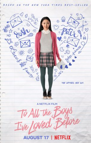 To All the Boys I've Loved Before Netflix Movie Review