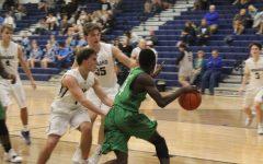 Varsity Boys Basketball: West V. Hoggard