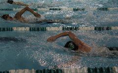 Swim Meet At UNCW