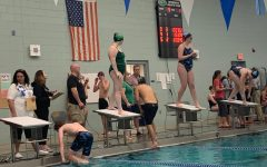 Trojan Swim Team Bound for Districts