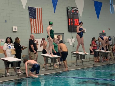 Trojan Swim Team Bound for Districts