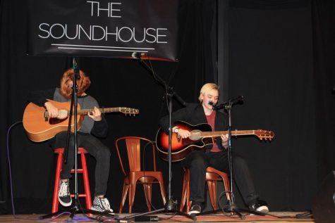 Coffeehouse at the Soundhouse: February 9th