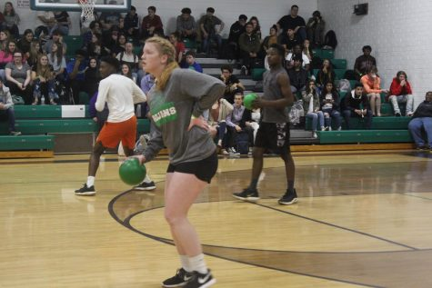 2nd Annual Interact Dodgeball Tournament