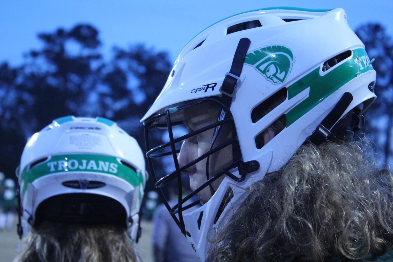 J.T. Hoggard Vikings Slay the WBHS Trojans