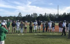 The WBHS Baseball Team Defeats the SBHS Cougars