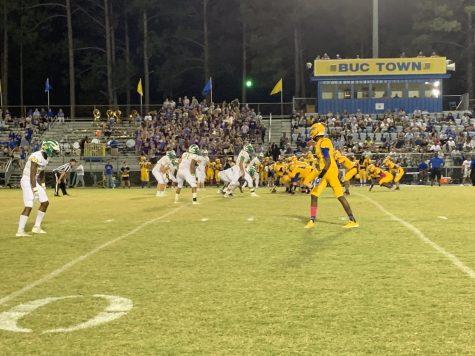 Trojans set up on defense