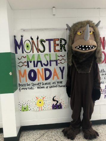 Monster Mash Monday!