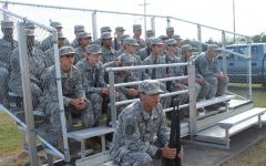 JROTC Represents West Brunswick by Contesting in a Variety of Competitions