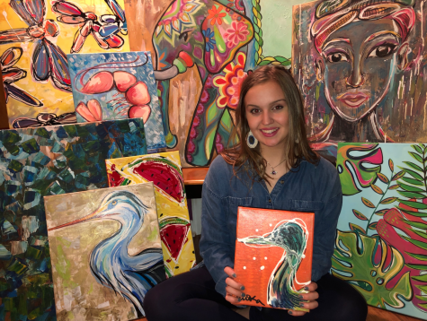 Anika's journey to artistic success