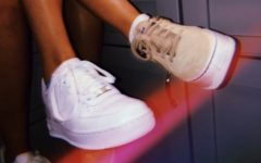 Air Force 1's being sported as one of this years trends.