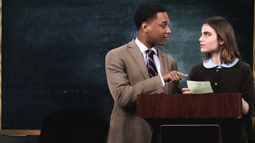 "Jacob Latimore and Sami Gayle star in the Netflix original, ""Candy Jar""."