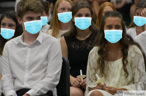 2019s NHS ceremony with a 2020 twist.