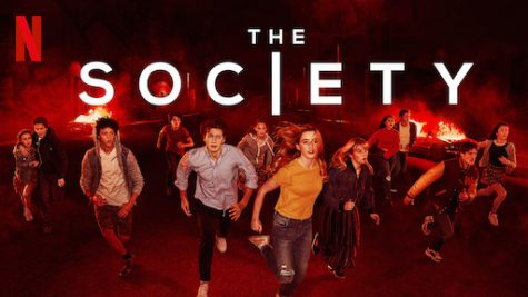 "Kathryn Newton and Alex Fitzalan star in the Netflix original series, ""The Society""."
