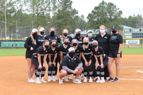 West Brunswick's Softball Senior Night