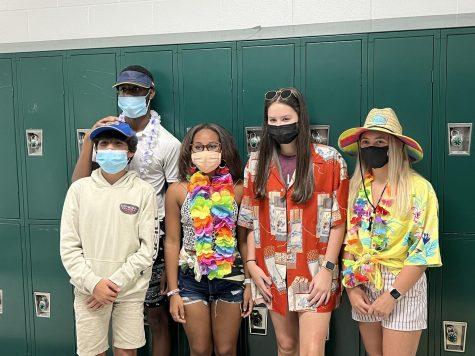 Tacky Tourist Tuesday; Spirit Week 2021